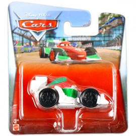 Francesco Bernoulli plastic - Disney Cars 2