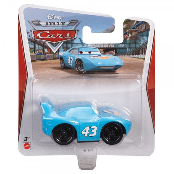 The King Dinoco plastic - Disney Cars 2