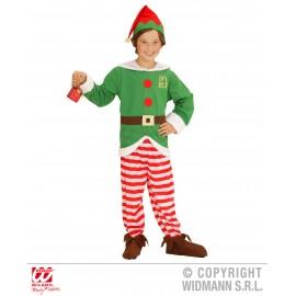 Costum elf - marimea 128 cm