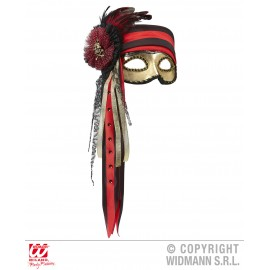 Masca pirat deluxe - marimea 158 cm
