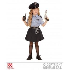 Costum politista copil - marimea 128 cm