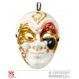 Masca venetiana teatru - marimea 128 cm