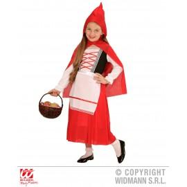 Costum Scufita rosie - marimea 128 cm