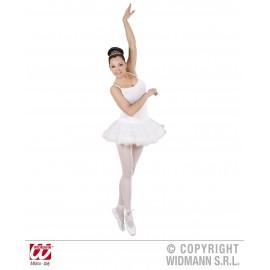 Costum balerina alb