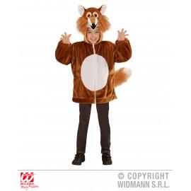 Costum jacheta vulpe