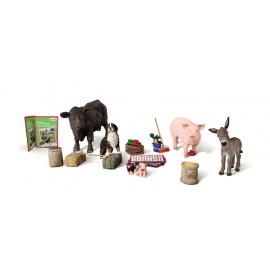 Advent calendar ferma schleich 97052