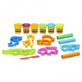 Set plastelina Play Doh zoo b1168