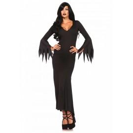 Costum rochie gotica