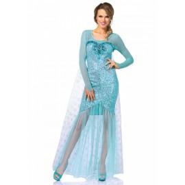 Costum regina ghetii - marimea 158 cm