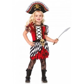Costum piratesa simpatica