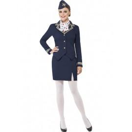 Costum stewardesa - marimea 158 cm