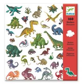 Abţibilduri Djeco Dinozauri imagine