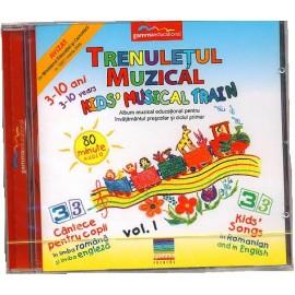 Trenuletul Muzical Vol. 1
