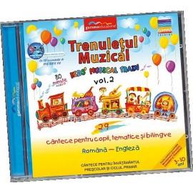 Trenuletul Muzical Vol. 2