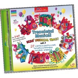 Trenuletul Muzical Vol. 3