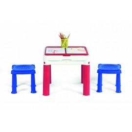 Masuta Copii cu 2 scaunele - LEGO