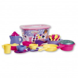 Set accesorii bucatarie Cucina - Androni Giocattoli