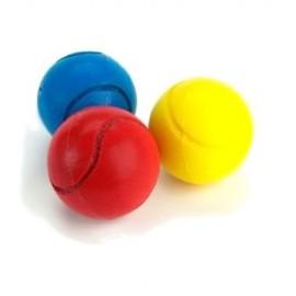 Set 3 mingi burete 7 cm PS - Androni Giocattoli