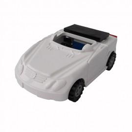 Masina sport decapotabila (alb) - Cobi