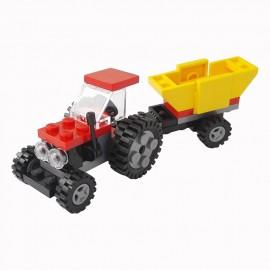 Tractor cu remorca - Cobi