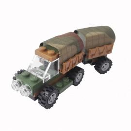 Camion militar cu remorca - Cobi