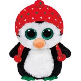 Plus pinguinul cu fes FREEZE (24 cm) - Ty