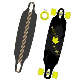 Longboard Maple Surfer 38 Inch imagine