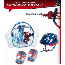 Set protectie Spiderman