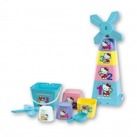 Set jucarii nisip Hello Kitty - Androni Giocattoli