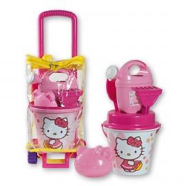 Imagine indisponibila pentru Troler cu jucarii de nisip Hello Kitty - Androni Giocattoli