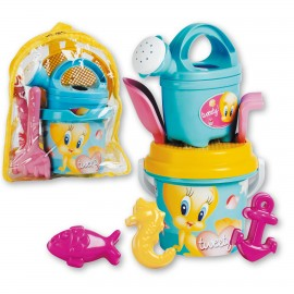Set jucarii de nisip in rucsac Tweety - Androni Giocattoli