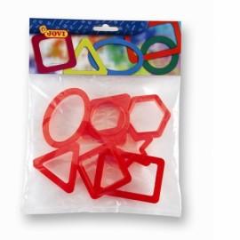 Set 8 forme geometrice pentru modelaj