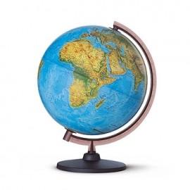 Glob pamantesc Geoglobe 25 cm – harta fizica in limba romana
