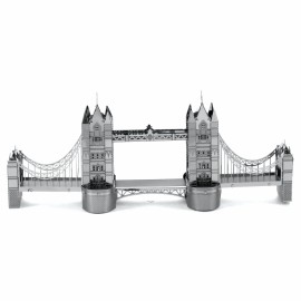 Set asamblare macheta metalica Tower Bridge - Metal Earth