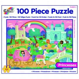 Puzzle - taramul printeselor ( 100 piese)