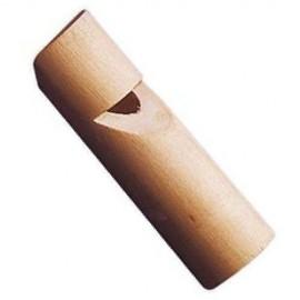 Mini fluier din lemn cu 2 sunete