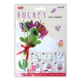 Set Creativ - Buchet De Flori imagine