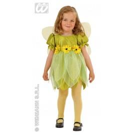 Costum de carnaval copii - Zana Florilor 2