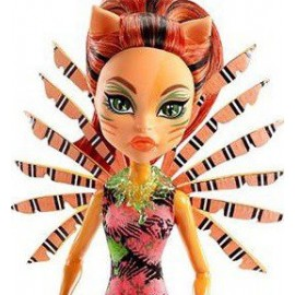 Toralei Glow in the dark - Monster High Great Scarrier Reef