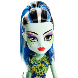 Frankie Stein Glow in the dark - Monster High Great Scarrier Reef