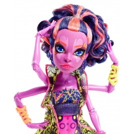 Kala Merri Glow in the dark - Monster High Great Scarrier Reef