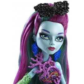 Posea Reef Glow in the dark - Monster High Great Scarrier Reef