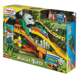 Set aventura jungla - Thomas Take-N-Play