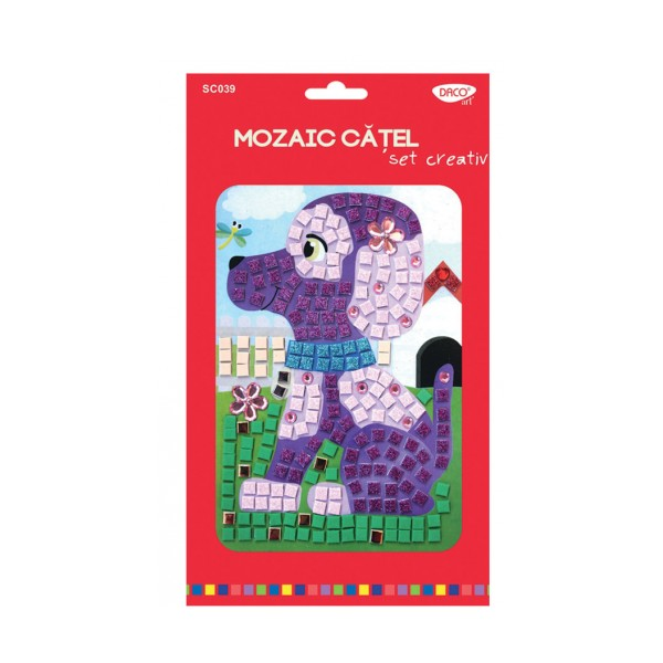 Set creativ - Mozaic Catel
