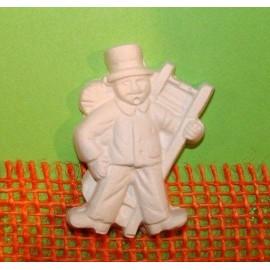 Figurina ipsos Martisor - Cosar