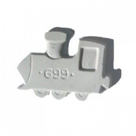 Figurina ipsos Mijloace de transport - Locomotiva