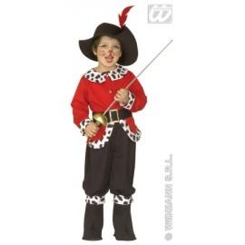 Costum carnaval copii - Motanul incaltat