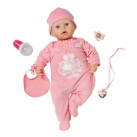 Papusa bebelus Baby born Annabell