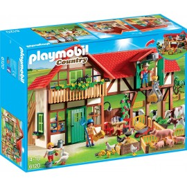 Ferma cea mare Playmobil