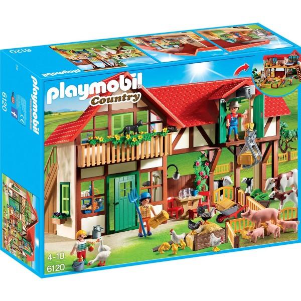ferma Mare Playmobil 6120